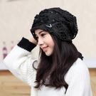 特價售出 韓版春夏女士薄款套頭蕾絲堆堆帽...