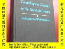 二手書博民逛書店Conseling罕見and Guidance in the T