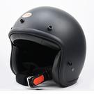 【東門城】EVO 智同 CA-309 騎士復古帽精裝版(消光黑) 小頭帽
