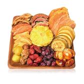 橙姑娘 菓然幸福水果干【9包優惠組】果乾 精選優質水果SGS認證 低卡零食/野餐/下午茶
