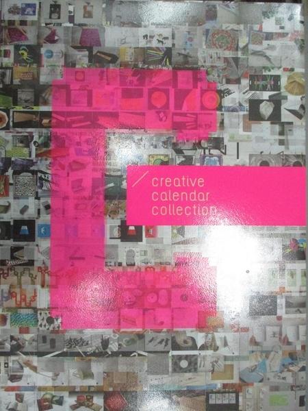 【書寶二手書T7/設計_ZFZ】Creative calendar collection_concept, Abdul