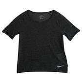 Nike AS W NK MILER TOP SS BREATHE  短袖上衣 891173010 女 健身 透氣 運動 休閒 新款 流行