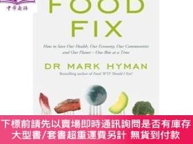 二手書博民逛書店罕見原版 食物修復 英文原版 Food Fix Mark Hyman 馬克·海曼Y454646 Mark Hy