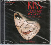 【正版全新CD清倉  4.5折】音樂劇 / 蜘蛛女之吻 OCR / Kiss of the Spider Woman