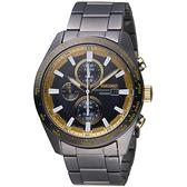 SEIKO Criteria勁速交鋒計時腕錶 V176-0AV0K SSC659P1