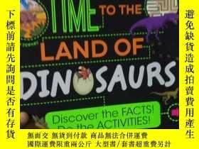 二手書博民逛書店Travel罕見back through time to the