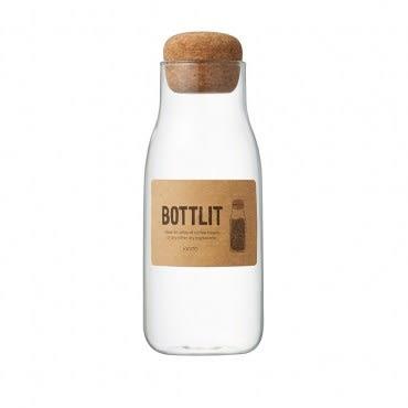 BOTTLIT玻璃儲存罐600ml