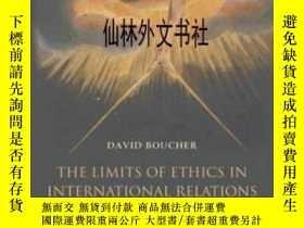 二手書博民逛書店【罕見】2009年出版 The Limits Of Ethics