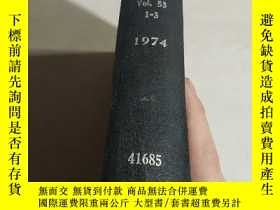 二手書博民逛書店HYDROCARBON罕見PROCESSING.Vol.53.1