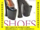 二手書博民逛書店shoes:a罕見history from sandals to sneakersY24040 GIORGIO