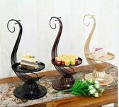 美式鐵藝點心盤甜品台水果盤