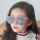 Glisten.軟Q透果凍大橢圓框兒童戶外寶寶矽膠UV400偏光太陽眼鏡【f5071】911 SHOP