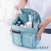 包中包女內膽包隔層內包便攜大容量旅行收納神器防水化妝品收納包 OO7102『pink領袖衣社』