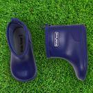 日本Kids Foret  B81824N  海軍藍 兒童雨鞋