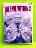 含特典PC 邪靈入侵 2 The Evil Within 2 亞版中文版