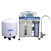 送保溫瓶★晶工牌★立式微電腦水質偵測RO逆滲透遠紅外線活水機 PW-3620