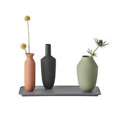 丹麥 Muuto Balance Porcelain Vase 3 Set 平衡 花瓶系列 三瓶組合(彩色組合)