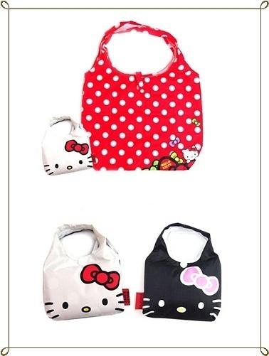 KITTY054932 美樂蒂054949 蛋黃哥 055052 購物袋 環保袋 奶爸商城 通販 分售