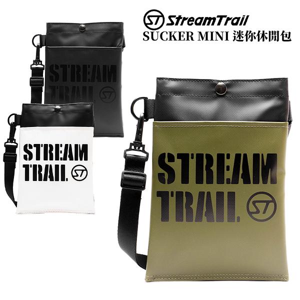 【日本 Stream Trail】SUCKER MINI 迷你休閒包 肩背包 側背包 斜背包 背包