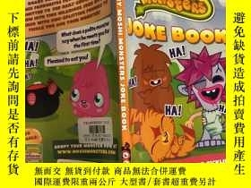 二手書博民逛書店Joke罕見Book 笑話書Y200392