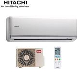 『HITACHI』☆ 日立 頂級型 變頻冷暖 分離式冷氣 RAS-22NK/RAC-22NK  **免運費+基本安裝**