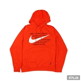 NIKE 男 AS M NSW SWOOSH HOODIE PO FT 連帽T(長) - CJ4864891