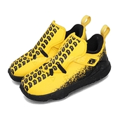 Nike 籃球鞋 LeBron XVII Auto TDV 黃 黑 童鞋 小童鞋 運動鞋 【ACS】 CK0611-700