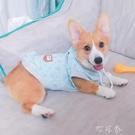 狗狗衣服泰迪柯基法斗小型犬寵物奶狗幼犬小狗穿的裝可愛 交換禮物