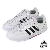 Adidas Gradas 白色 皮質 網球運動鞋 女款 NO.J0575【新竹皇家 FW9366】