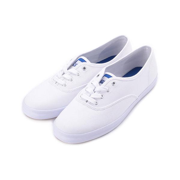 AIRWALK 基本綁帶帆布鞋 白 A922200200 女鞋 鞋全家福