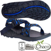 Chaco ZCM01_HE12手風琴綠 男越野運動涼鞋-Z1標準款 水陸兩用沙灘鞋/織帶運動鞋