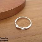 §海洋盒子§細版莫比烏斯環925純銀戒指...