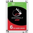 Seagate 希捷 那嘶狼 IronWolf 6TB 3.5吋 NAS專用硬碟 ST6000VN001