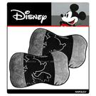 【愛車族】Disney 米奇頸靠墊   頸枕-2入 WDC-45C 迪士尼系列