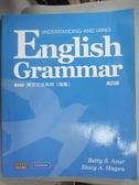 【書寶二手書T1/語言學習_PGC】英文文法系列4/e(進階)_Azar, Hagen