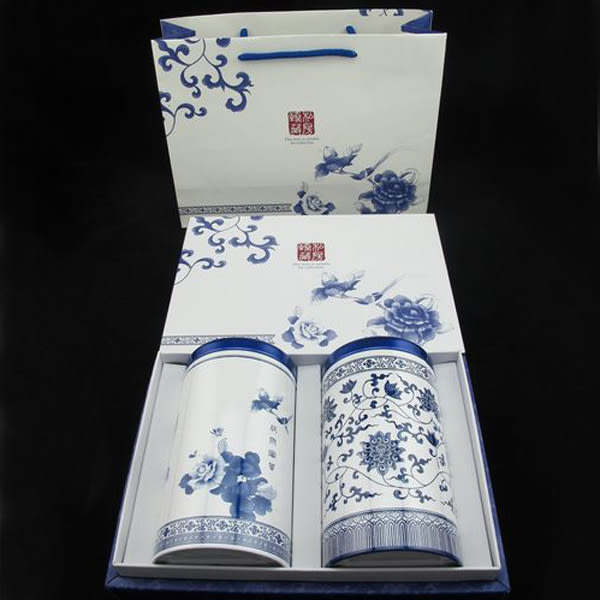 銀釉禮盒 全祥茶莊 MD12