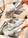 尺寸超過45公分請下宅配韓國進口洗碗手套...
