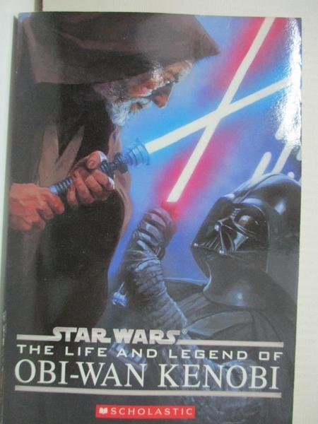 【書寶二手書T8/原文小說_BU7】The Life and Legend of Obi-Wan Kenobi_Ryder Windham