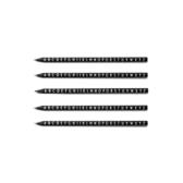 DL 鉛筆5入組 黑