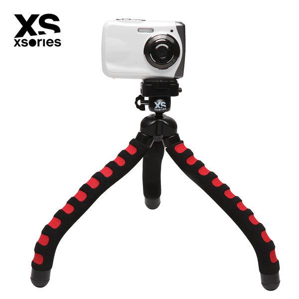 法國XSories大號Big Bendy八爪魚三腳架微單GoPro索尼相機三角架  SSJJG【時尚家居館】