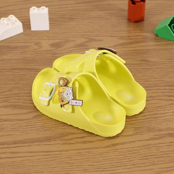 男女童 角落小夥伴 角落生物 19013 台灣製造超輕量舒適柔軟 休閒拖鞋 防水拖鞋 兒童拖鞋 59鞋廊