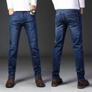 牛仔褲 春夏牛仔褲男青年工作上班干活勞保便宜耐磨寬鬆直筒男士長褲子土寶貝計畫 上新
