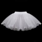 此為裙撐(非單穿) 蕾絲邊三層紗澎澎裙 蓬蓬裙 婚禮花童禮服 紗裙 橘魔法  童裝 兒童裙撐 小禮服