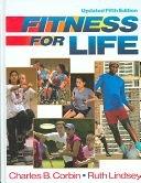 二手書博民逛書店 《Fitness for Life》 R2Y ISBN:9780736066761│Human Kinetics