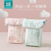 可優比嬰兒尿布袋寶寶外出便攜式多功能防水紙尿褲收納袋子尿片包 DJ12002『易購3c館』