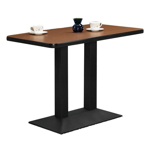 曼特爾4尺商業桌(21CM/1016-2)/H&D東稻家居