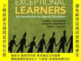 二手書博民逛書店Exceptional罕見Learners: An Introd