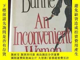 二手書博民逛書店An罕見Inconvenient Woman(英文原版)Y208076 Dominick Dunne Crow