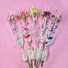 玫瑰花包裝紙單只