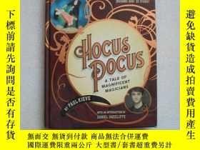 二手書博民逛書店HOCUS罕見POCUS24545 出版2008
